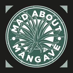 Mad About Mangave Logo